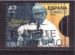 Sellos de Europa - España -  narciso yepes