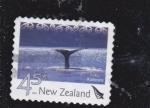Sellos del Mundo : Oceania : Nueva_Zelanda :  cetaceo-