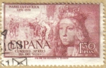 Stamps Europe - Spain -  ISABEL LA CATOLICA