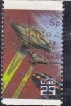 Stamps United States -  aeronautica-naves espaciales