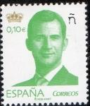 Sellos de Europa - España -  4936.-S.M. Don Felipe VI.