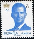 Stamps Spain -  4938.-S.M. Don Felipe VI.
