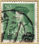 Stamps Spain -  FERNANDO EL CATOLICO