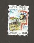 Sellos del Mundo : Europa : Luxemburgo : 75 Aniv. D�a del sello