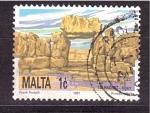 Stamps Malta -  ta hagrat