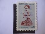 Sellos de America - Costa Rica -  Centenario del Nacimiento de Omar Dengo Guerrero 1880-1928