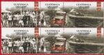 Stamps : America : Guatemala :  125 años de la Ingeniería Militar Guatemalteca