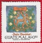Stamps : America : Guatemala :  Navidad 2015