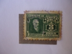 Stamps Costa Rica -  Don Rodrigo Arias Maldonado y Velasco 1638-1661.