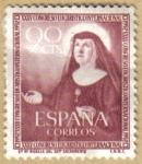 Stamps Spain -  Sta. Micaela del Sto. Sacramento