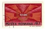 Sellos de Europa - Rumania -  50 aniv. del partido comunista rumano.