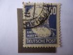 Sellos de Europa - Alemania -  Karl Marx (Yv/44)