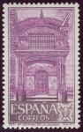 Sellos de Europa - España -  ESPAÑA - El Camino de Santiago de Compostela