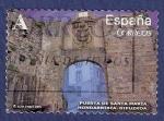 Sellos del Mundo : Europa : España : Edifil 4926 Puerta de Santa María Hondarribia A