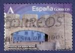 Sellos del Mundo : Europa : España : Edifil 4927 Puerta de Sant Pere Peñíscola A