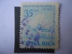 Stamps Costa Rica -  Basilica de Nuestrea Señora de los Ángeles.