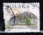 Sellos del Mundo : Europa : Polonia : DWOR W JANOWCU  K. PULAW