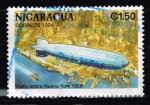 Sellos del Mundo : America : Nicaragua : VUELO SOBRE NUEVA YORK 1928
