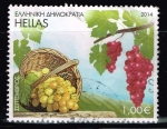 Stamps Europe - Greece -  EAAHNIKH  AHMOKPATIA