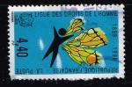Stamps : Europe : France :  LIGUE DES DROITS DE L´HOMME