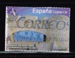 Stamps : Europe : Spain :  ARCOS Y PUERTAS MONUMENTALES  PORTAL DE SANT PERE, PEÑISCOLA.  CASTELLON