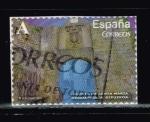 Stamps : Europe : Spain :  ARCOS Y PUERTAS MONUMENTALES  PUERTA DE SANTA MARIA ,  HONDARRIBIA.  GUIPUZCOA