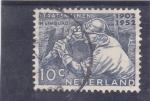 Stamps Netherlands -  obrero-mineria