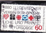 Stamps Germany -  escudos