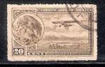 Sellos de America - México -  Correos Aéreos