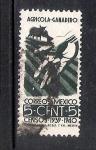 Sellos de America - México -  Censos 1939-1940