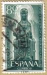 Stamps Europe - Spain -  Virgen de Montserrat