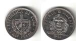monedas de America - Cuba -  Tres Pesos