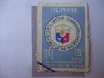Stamps Philippines -  Comisión de Administración Pública Repúblicana de Felipina - 75º Aniversario 1900/75.