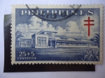 Stamps Philippines -  Hospital (TB)