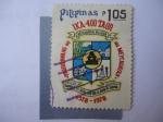 Sellos de Asia - Filipinas -  Escudo.