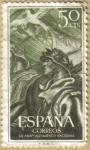 Sellos de Europa - España -  XX Aniver. Alzamiento Nacional