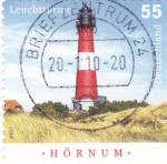 Stamps : Europe : Germany :  faro de Hörnum
