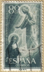 Stamps of the world : Spain :  Sagrado Corazon de Jesus