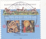 Stamps : Europe : Germany :  Patrimonio cultural de la UNESCO