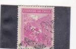 Sellos del Mundo : America : Chile : paisaje