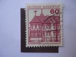 Stamps Germany -  Schloo Rheydt - Scott/Al:1311
