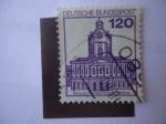 sellos de Europa - Alemania -  Schloss Charlottenburg-Berlin - Deutsche Bundespost - Scott/Al:1313