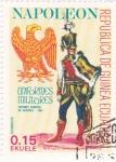 Stamps Equatorial Guinea -  uniformes militares napoleonicos