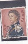 Sellos de Asia - Hong Kong -  Isabel II