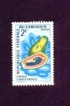 Sellos de Africa - Camerún -  frutas de la tierra