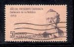 Sellos de America - México -  Año del Presidente Carranza