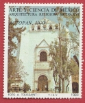 Sellos de America - México -  Arquitectura religiosa siglo XVI