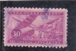 Stamps Cuba -  avión