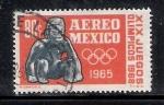 Sellos del Mundo : America : México : XIX Juegos Olímpicos 1968