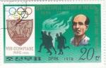 Sellos de Asia - Corea del norte -  olimpiada de París-1924